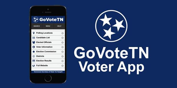 GoVote TN Voter App